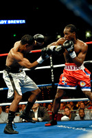 Grady Brewer 4th round knock out over Fernando Guerrero