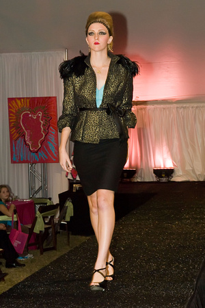 Healthy Woman Anniversary Celebration Fashion Show